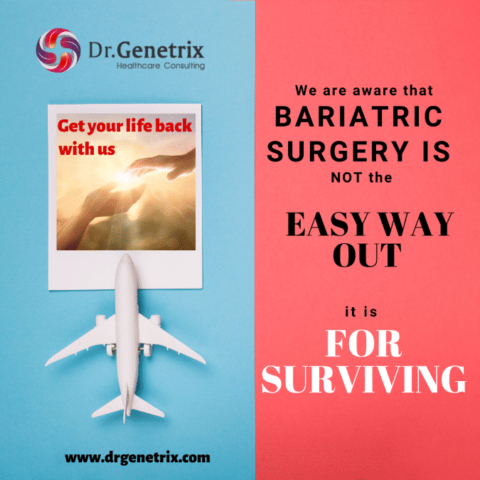 Bariatric surgery is not the easy way out